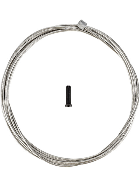 capgo BL Outer Brake Cable 1.2 mm stainless steel Shimano grey
